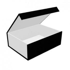 Boîte sur mesure aimantée