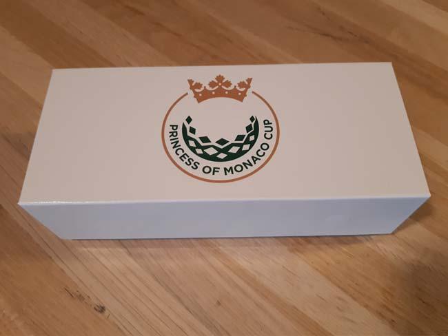 Boîte fondation Princesse de Monaco